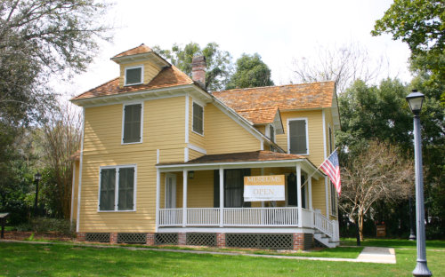 Historic Waterhouse Residence Museum
