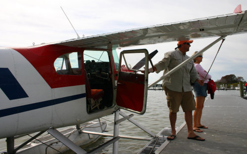 Jones Brothers and Co Air and Seaplane Adventures