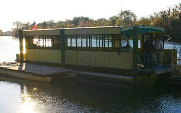 St. Johns River Cruises at Blue Springs