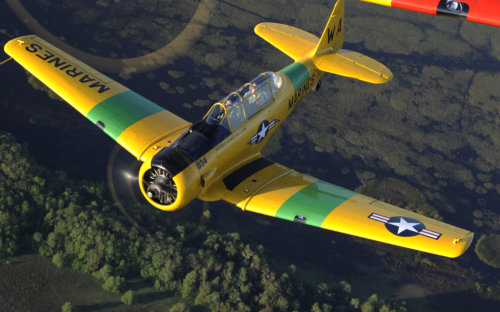 Warbird Adventures and The Kissimmee Air Museum