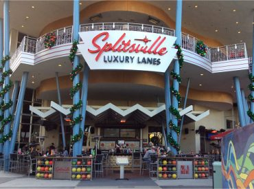 Splitsville Luxury Lanes