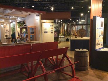 The Osceola County Welcome Center and History Museum