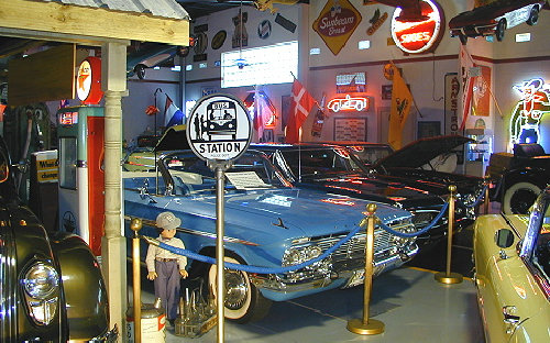 Mount Dora Museum of Speed