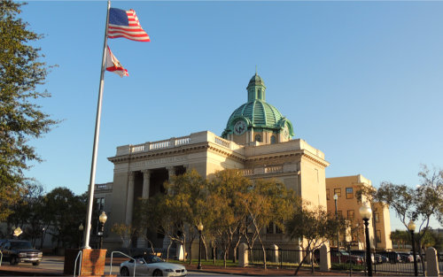 Volusia County Historic Courthouse