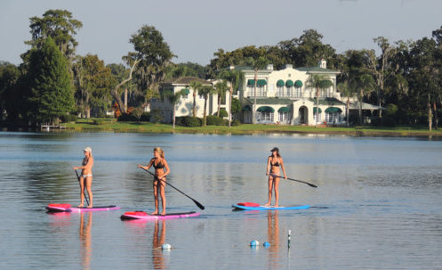 Kayak or Paddleboard in Winter Park