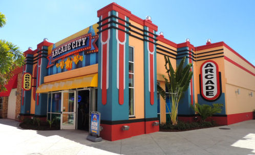 Arcade City at ICON Orlando 360